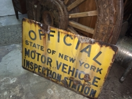 INSPECTION SIGN
