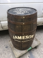 JAMESON WOOD BARREL