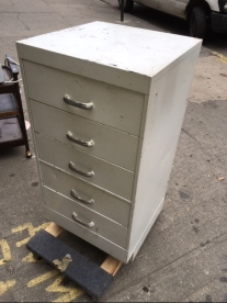 METAL FILE TYPE CABINET