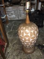 MID CENTURY LAMP