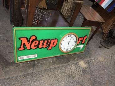 NEWPORT CLOCK