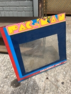 PAC MAN FRONT