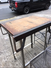 INDUSTRIAL TABLE SMALL