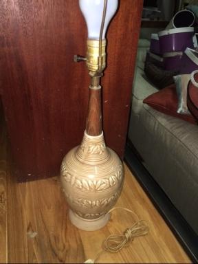 MID CENT LAMP