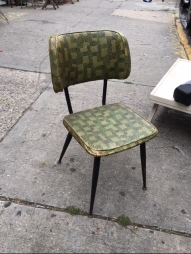 MID CENTURY KITCHEN CHAIR