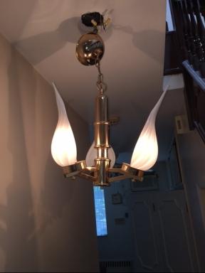 TULIP LAMP 2