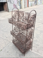 WICKER RACK