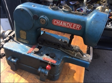 CHANDLER INDUSTRIAL SEWING MACHINE