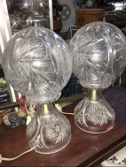 CRYSTAL LAMPS 2