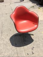 HERMAN MILLER VINYL CHAIR