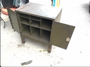 INDUSTRIAL CABINET INSIDE