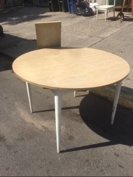 MID CENTURY KITCHEN TABLE