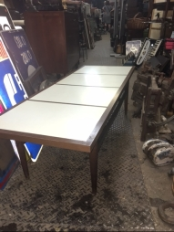MID CENTURY RECTANGLE TABLE