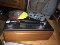 REEL TO REEL TAPE