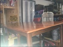 ROSEWOOD TABLE 2