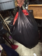 BAG OF CLOTHING 3