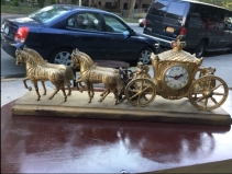 horse-clock