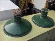 industrial-green-lamps