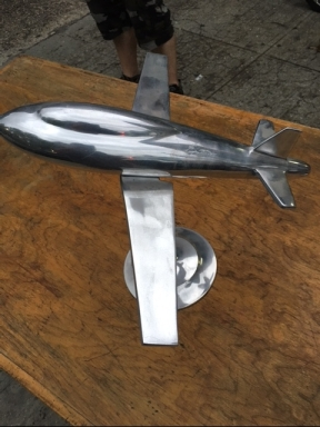 metal-plane