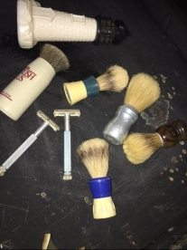 shaving-brushes