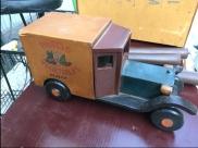 wood-truck