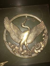 brass-bird