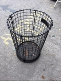 wire-mesh-garbage-can