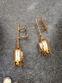 gold-sconces