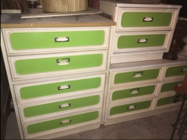 green-bedroom-set