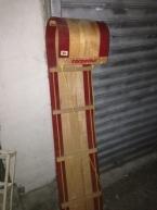 wood-sled