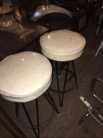 wrought-iron-stools-white