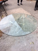 lucite-table