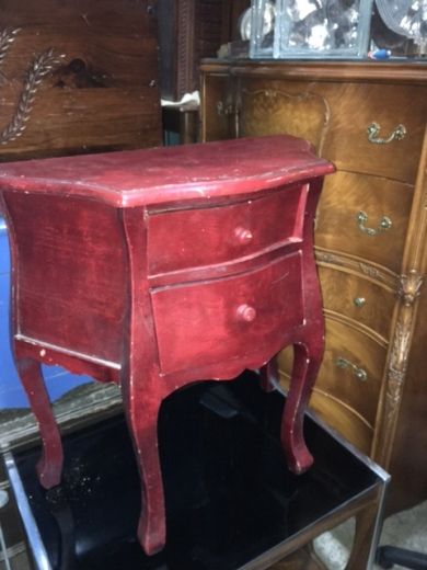 red-cabinet