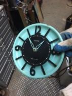 retro-clock