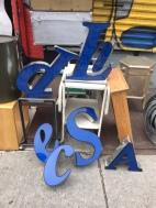 large-letters
