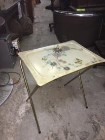 mid-century-snack-table