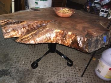 wood-slab-coffee-table