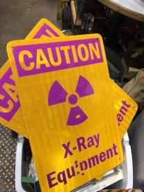 x-ray-metal-sign