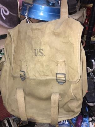 army-sack