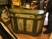 painted-entrance-table