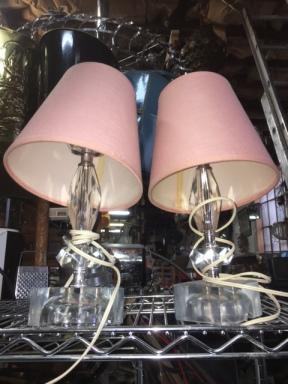 pair-of-lucite-lamps