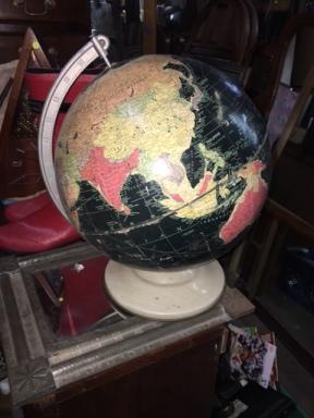vintage-globe