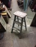 vintage-step-ladder