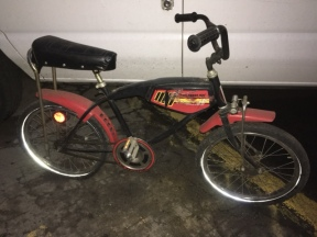HUFFY DIRT BIKE VINTAGE