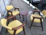 MID CENTURY CHAIRS AT PARKVILLE