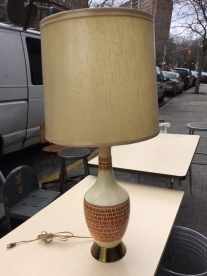 MID CENTURY TABLE LAMP 2