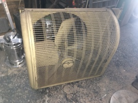 VINTAGE WINDOW FAN