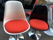2 TULIP CHAIRS