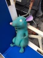 LARGE RUBBER RAT