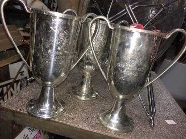 PEWTER TROPHYS